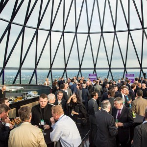 London 2013 – Searcys Club, The Gherkin